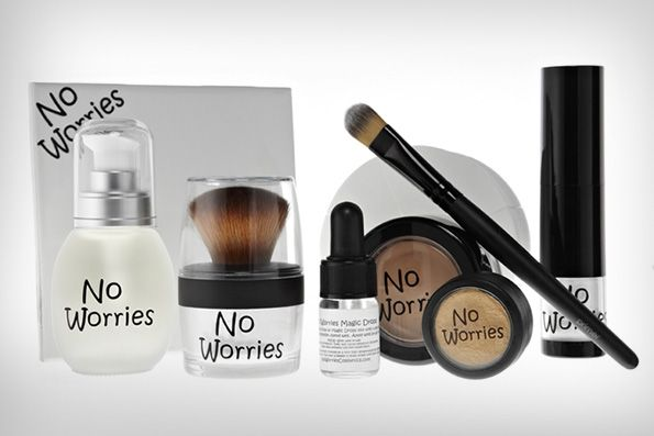 Jill Turnbull, CEO of No Worries Cosmetics