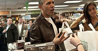 Obama, Celebrities Show Their Support On Small Business Saturday