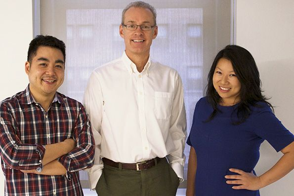 Kevin Ryan, Shan-Lyn Ma and Nobu Nakaguchi, all veterans of Gilt Groupe