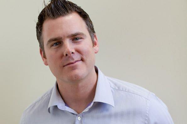 Entrepreneur Dan Martell