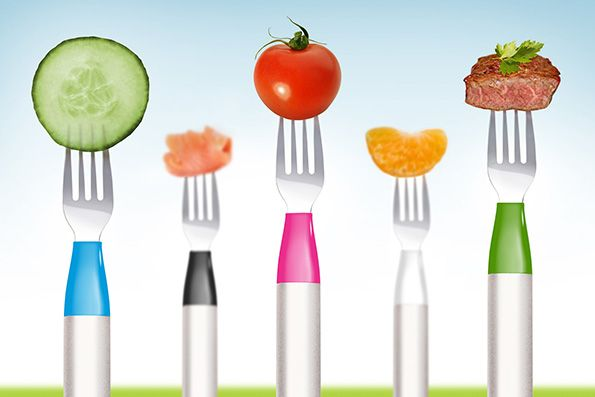 Hapifork.  Hapifork is an electronic fork that records your eating habits and monitors your eating schedule.