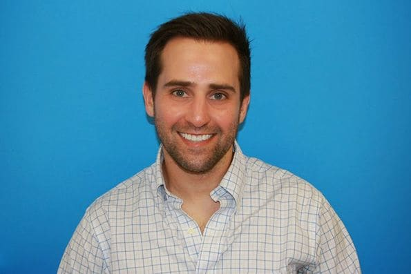 Aron Susman - co-founder at TheSquareFoot