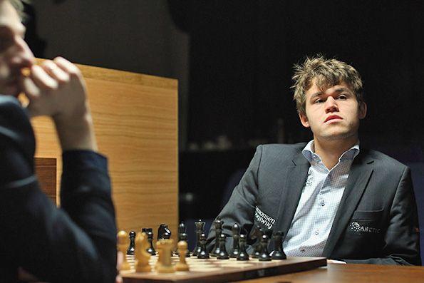 Magnus Carlsen, Chess Champion
