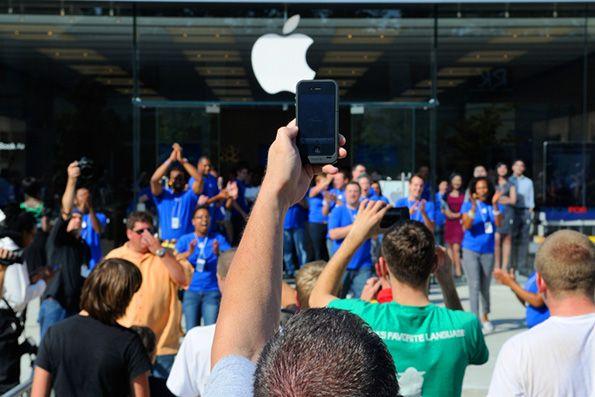 Apple popularity