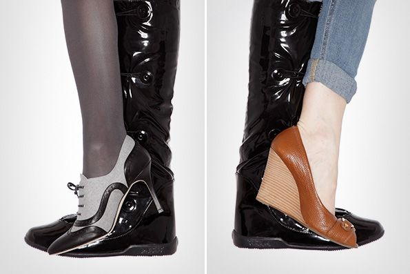 Cassandra Droogan, the founder of shoe company Pysis