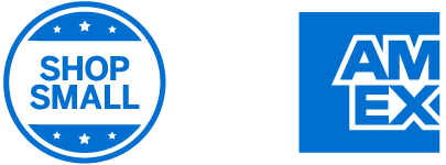 Small Business Saturday logo from 2021