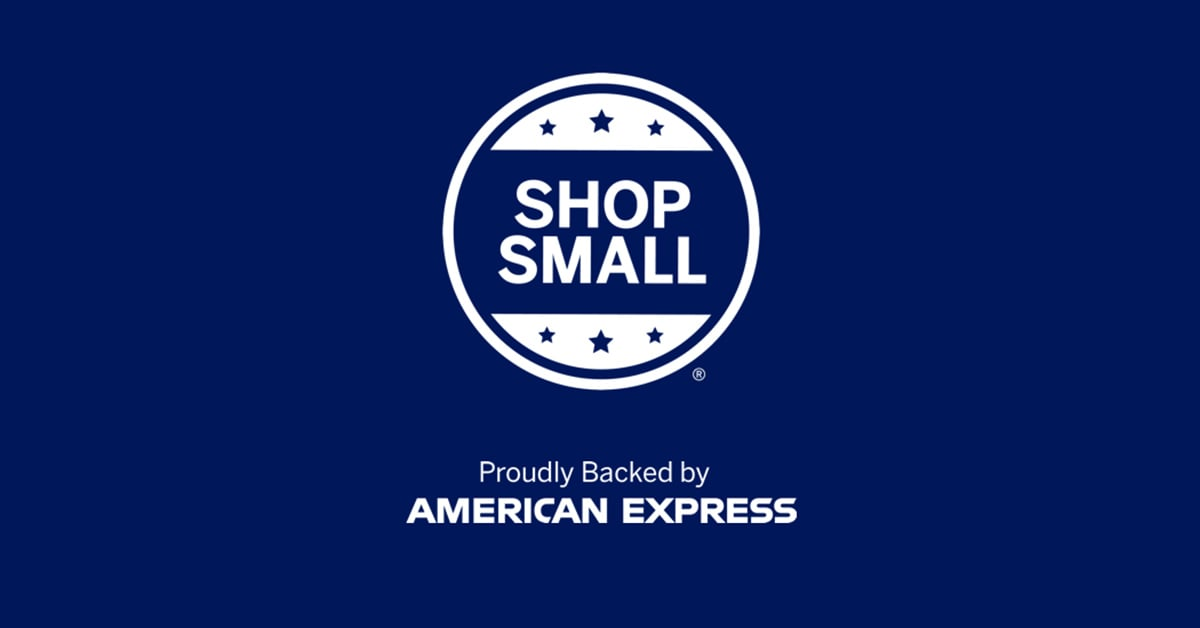 Small Business Saturday Marketing Materials - Shop Small® - American