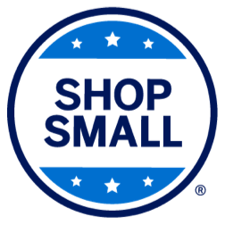 Small Business Saturday logo from 2019